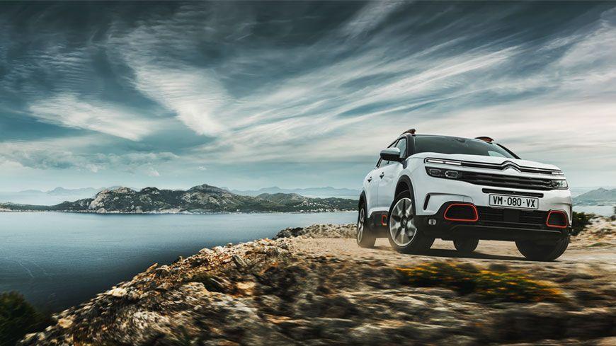 Besøg Os Til Citroën Final Call Åbent Hus Med Skarpe Priser