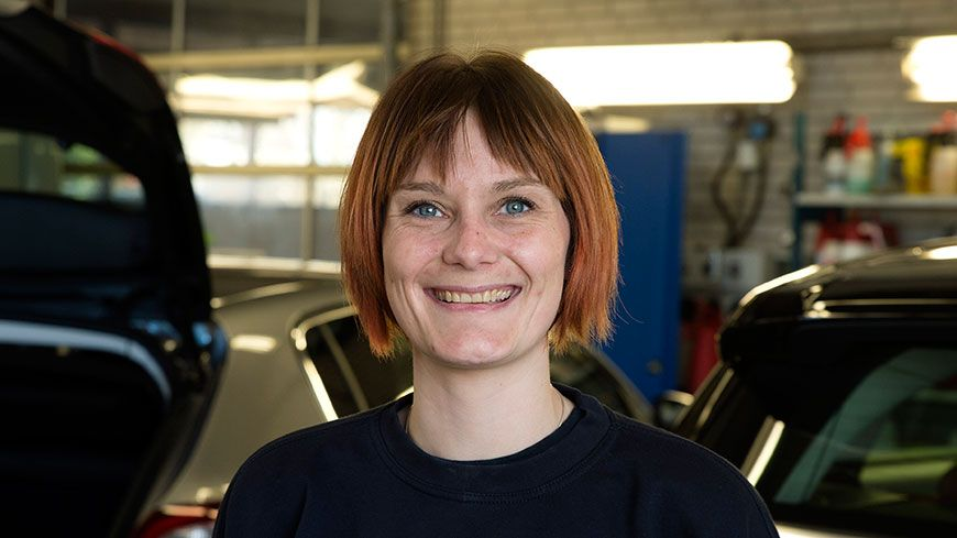 Tessie Svensson
