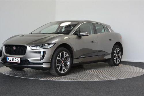 Tilbud - Brugt Jaguar I-PACE 90 kWh el - 400 hk (2019) til salg i Kalundborg