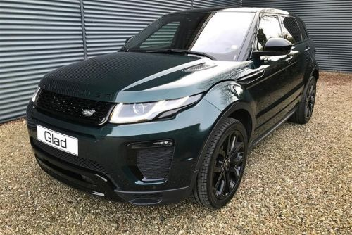Tilbud - Brugt Land Rover Range Rover Evoque  2