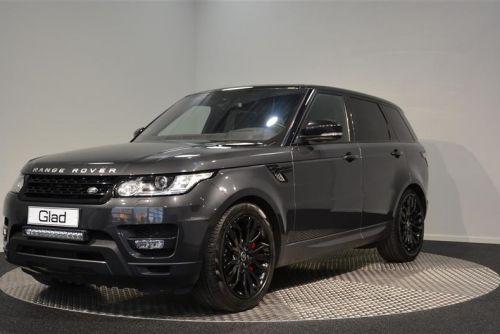 Tilbud - Brugt Land Rover Range Rover Sport  4