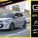 BYT-TIL-DEMO* – Bliv Godt Kørende I En Næsten Ny Peugeot Eller Citroën