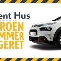 Citroën Tømmer Lageret! – Kom Til Åbent Hus 18.-19. August Kl. 11-16