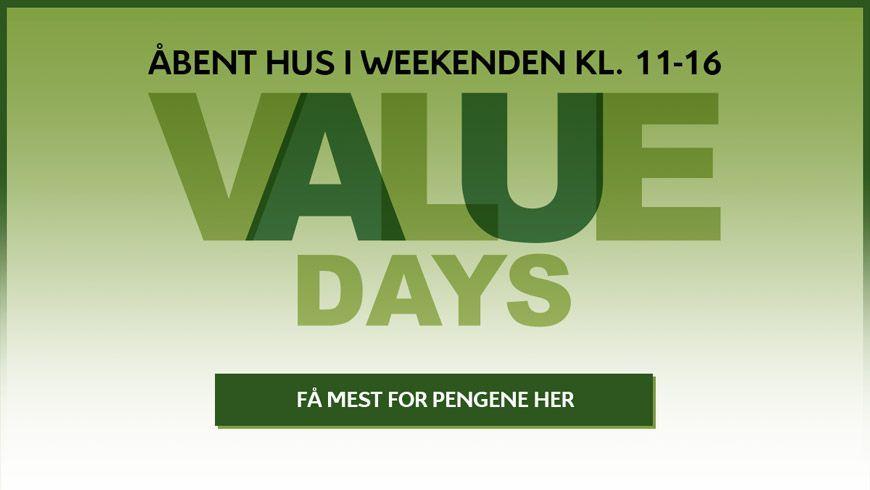 Få Mest Til Prisen Til Citroën VALUE DAYS Den 5.-6. Oktober Kl. 11-16