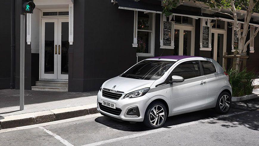 Forarsfornemmelser Hos Peugeot Glad Kalundborg