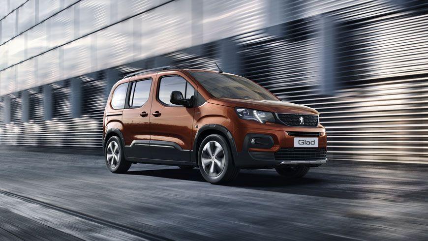 Helt Ny Og Eventyrlysten Peugeot Rifter