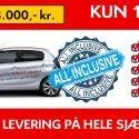 ALL INCLUSIVE Kampagne På Citroën C1