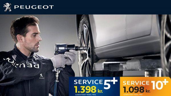 Lad Din Peugeot Køre Dig Sikkert Igennem Den Mørke Tid