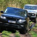 Land Rover Experience Terræn Oplevelse