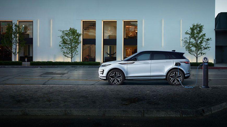 Ny Land Rover Med Op Til 60 Km. Pr. Liter!