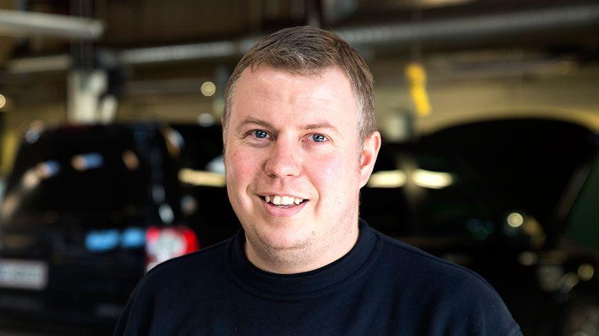 Michael Lindholm
