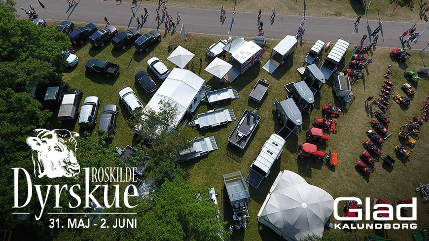 Mød Os På Roskilde Dyrskue Den 31. Maj Til 2. Juni 2019