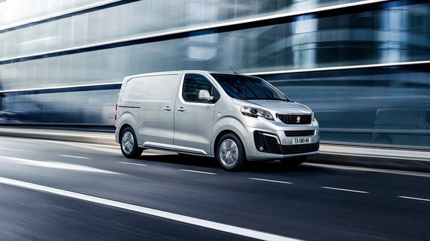 Ny Peugeot Expert Tager Et Spring Ind Fremtiden Glad Kalundborg