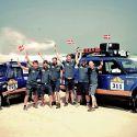 Ny Triumf For Team Glad I ørkenrallyet Til Dakar