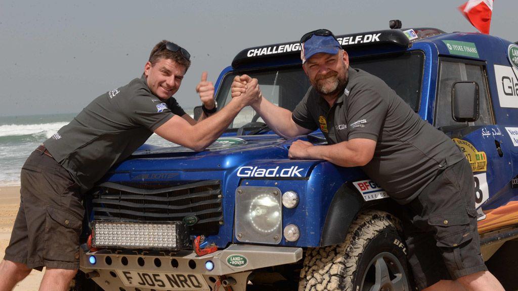 Ny Triumf For Team Glad I Oerkenrallyet Til Dakar Glad Kalundborg 2
