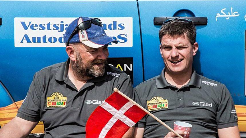 Ny Triumf For Team Glad I Oerkenrallyet Til Dakar Glad Kalundborg 5