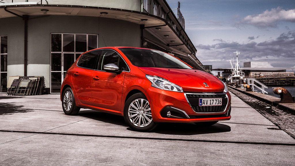 Nye Peugeot Kunder Betaler Mindst I Groen Afgift Glad Kalundborg