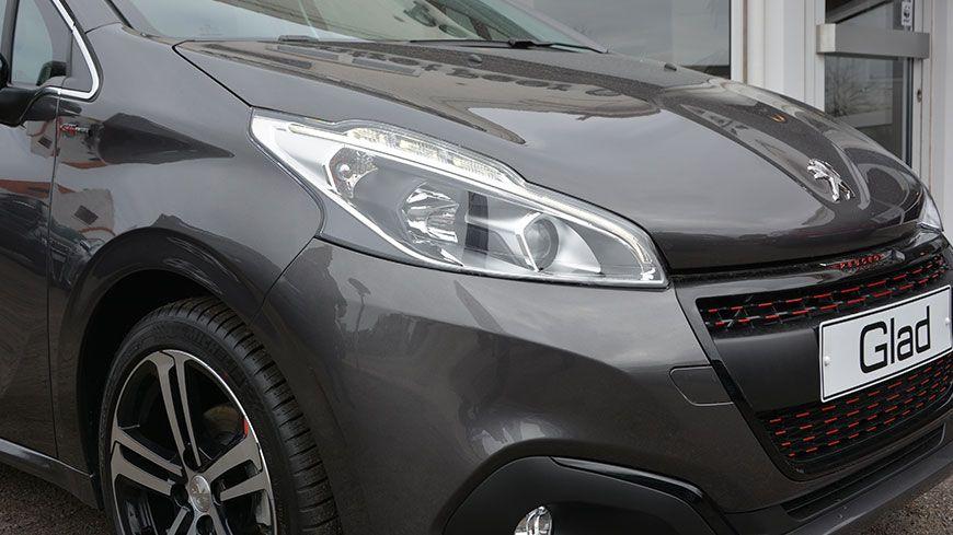 Nyhed Peugeot 208 Gt Line 04
