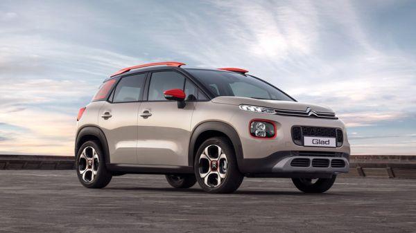 Nyt Medlem Af Citroën Familien!
