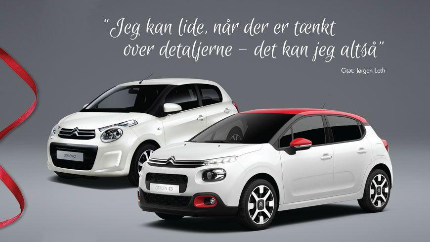 Vi Fejrer Det Nye år Med Citroën Nytårskur Den 6.-7. Januar