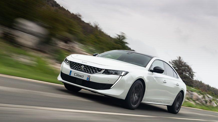PEUGEOT 508 Er Nomineret Til Årets Bil I Danmark 2019
