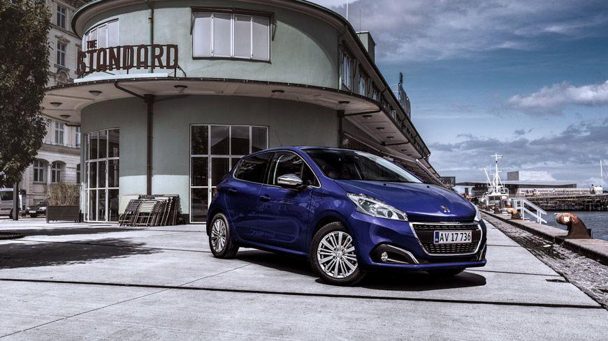 Peugeot I Top Glad Kalundborg