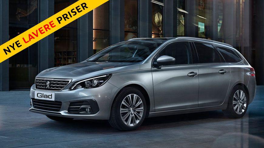 Nye Lavere Priser På Peugeot Biler
