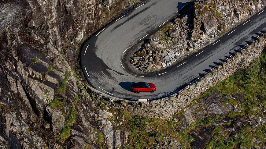 Range Rover Velar Verdens Smukkeste Bil 2018 Glad Kalundborg 11