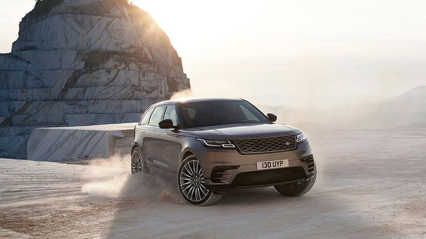 Range Rover Velar Verdens Smukkeste Bil 2018 Glad Kalundborg 12