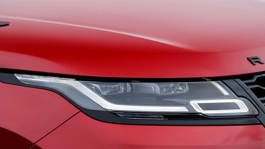 Range Rover Velar Verdens Smukkeste Bil 2018 Glad Kalundborg 13