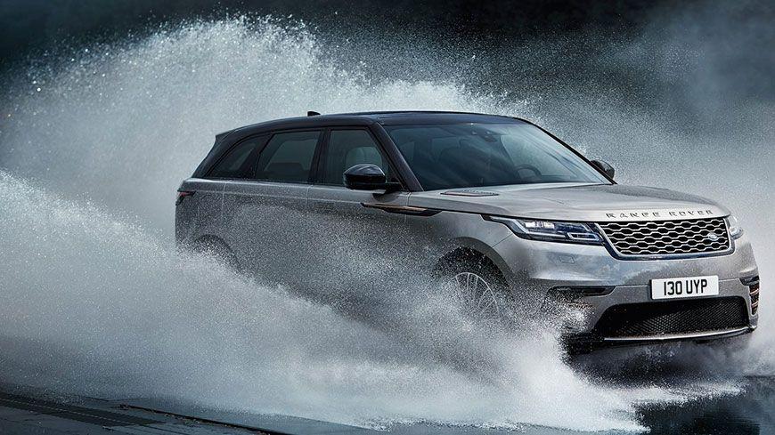 Range Rover Velar Verdens Smukkeste Bil 2018 Glad Kalundborg 14