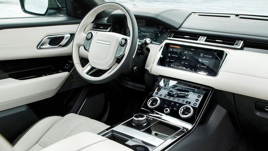 Range Rover Velar Verdens Smukkeste Bil 2018 Glad Kalundborg 7