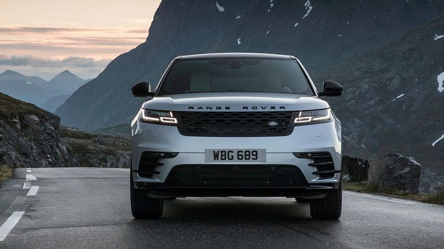 Range Rover Velar Verdens Smukkeste Bil 2018 Glad Kalundborg 9