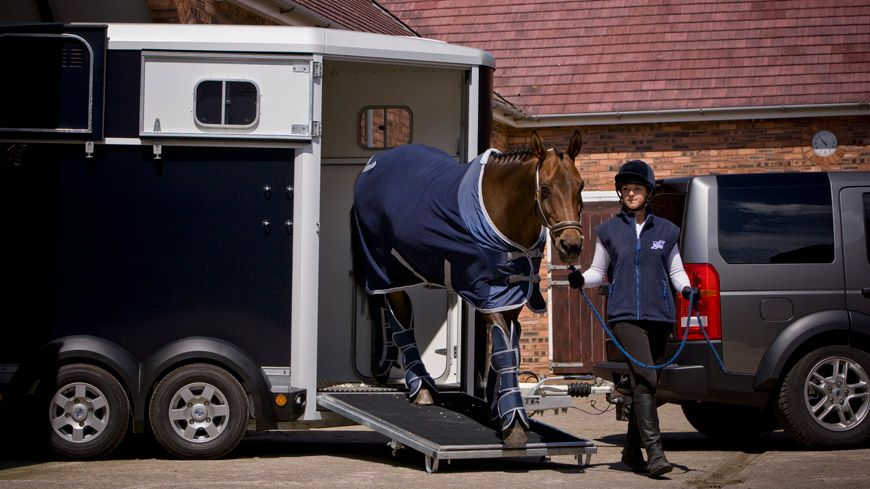 Riders Choice – Hestetrailer Med Hele Pakken!