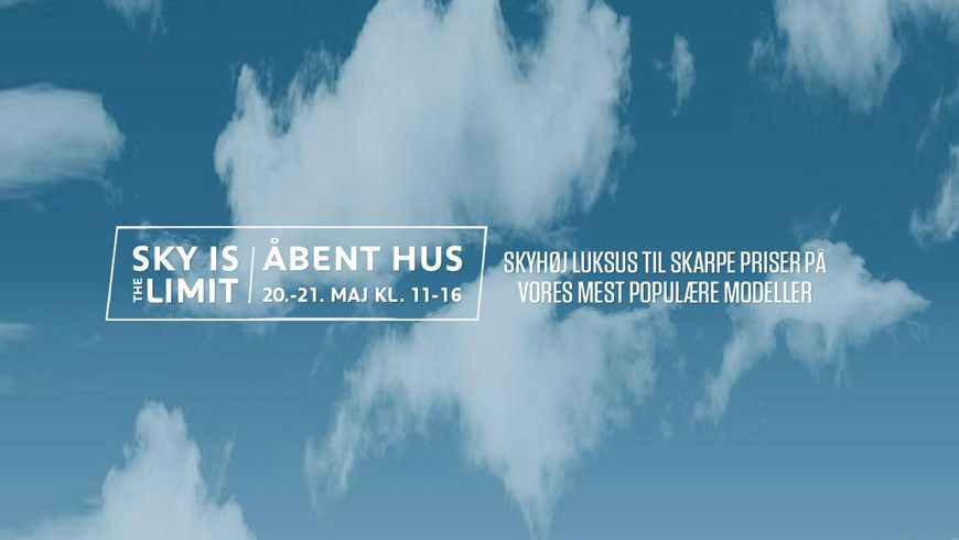 Sky Is The Limit Aabent Hus Peugeot Glad Kalundborg